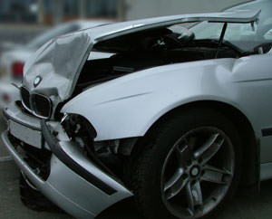 car in accident